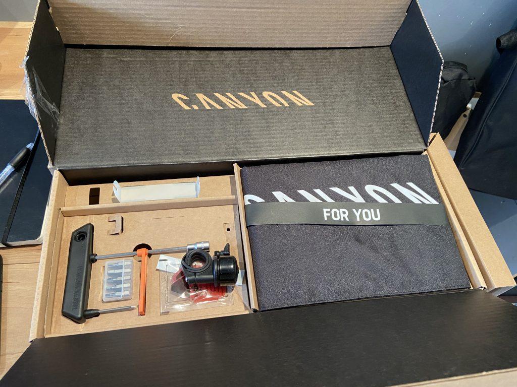 Canyon Packaging Tool kit