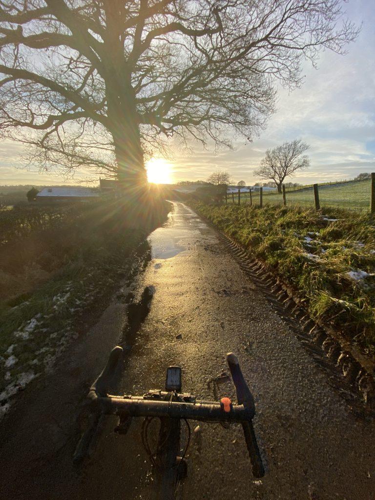 road gravel bike